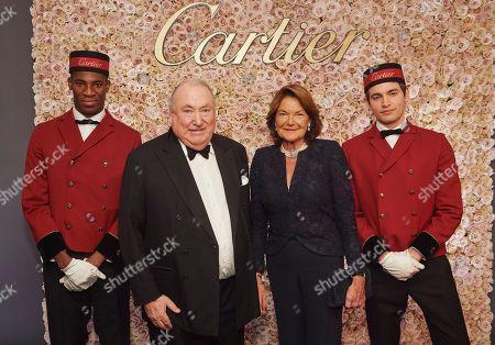 Editorial picture of Cartier Racing Awards, London, UK - 12 Nov 2019