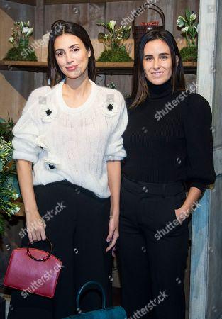 Alessandra de Osma and Moira Laporta