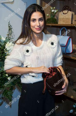 Stock Picture of Alessandra de Osma
