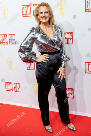 Stock Picture of Barbara Schoneberger attends the Golden Steering Wheel award
