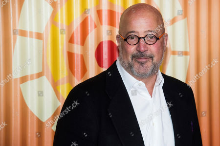 Stock Photo of Andrew Zimmern attends The Charlize Theron Africa Outreach Project fundraiser at The Africa Center, in New York