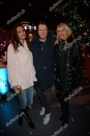 Tom Parker Bowles and Meredith Ostrom