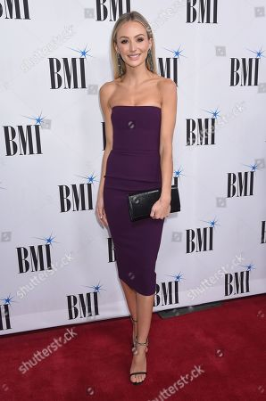 Editorial photo of 67th Annual BMI Country Awards, Arrivals, Nashville, USA - 12 Nov 2019