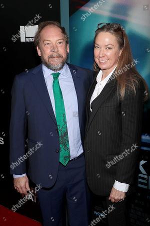 Bill Camp and Elizabeth Marvel