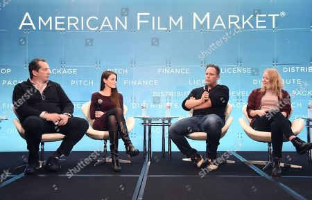 Editorial photo of Respecting the Genre: Why Some Horror Films Work While Others Don't, American Film Market 2019, Loews Hotel, Santa Monica, USA - 12 Nov 2019