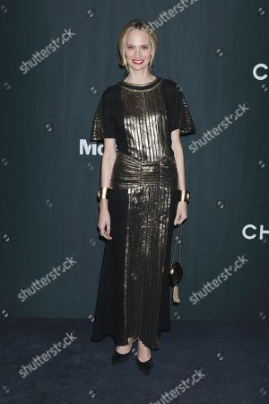Editorial picture of MoMA Film Benefit: A Tribute To Laura Dern, Arrivals, New York, USA - 12 Nov 2019