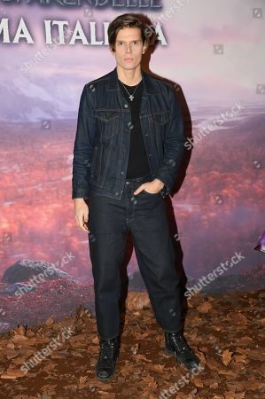 Editorial image of 'Frozen 2' film photocall, Rome, Italy - 12 Nov 2019