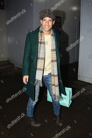 Stock Picture of Danny Mac