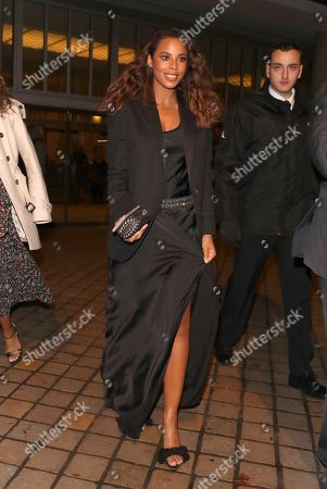 Stock Photo of Rochelle Humes