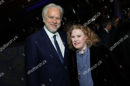 Editorial photo of New York Premiere of  Focus Features' film 'Dark Waters' - After Party held at Lincoln Ristorante, USA - 12 Nov 2019