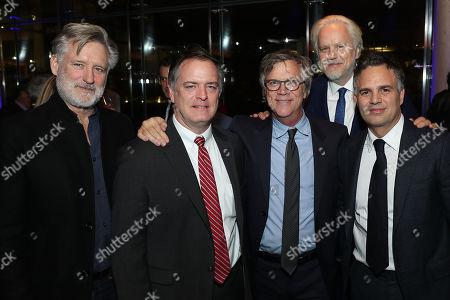 Bill Pullman, Robert Bilott, Todd Haynes (Director), Tim Robbins, Mark Ruffalo (Producer)