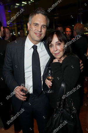 Stock Picture of Mark Ruffalo (Producer), Bonnie Timmermann