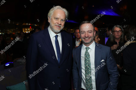 Editorial picture of New York Premiere of  Focus Features' film 'Dark Waters' - After Party held at Lincoln Ristorante, USA - 12 Nov 2019