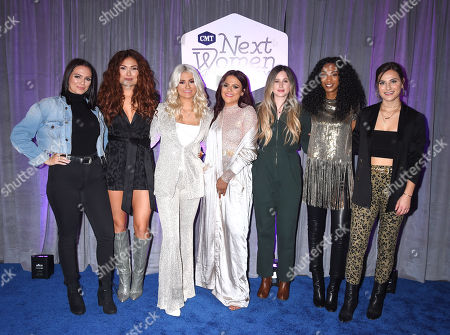 Editorial picture of CMT Next Women of Country Celebration, Arrivals, Nashville, USA - 12 Nov 2019