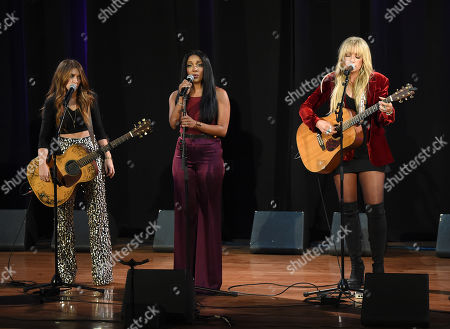 Tenille Townes, Mickey Guyton and Clare Dunn