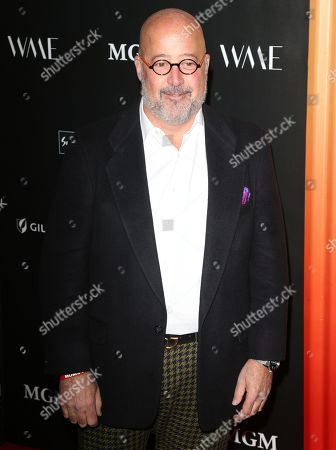 Stock Picture of Andrew Zimmern
