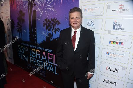 Editorial picture of 33rd Israel Film Festival Opening Night Gala and Awards Presentation, Los Angeles, USA - 12 Nov 2019