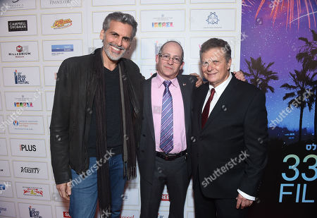 Editorial photo of 33rd Israel Film Festival Opening Night Gala and Awards Presentation, Los Angeles, USA - 12 Nov 2019