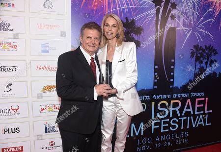 Editorial photo of 33rd Israel Film Festival Opening Night Gala and Awards Presentation, Los Angeles, USA - 12 Nov 2019