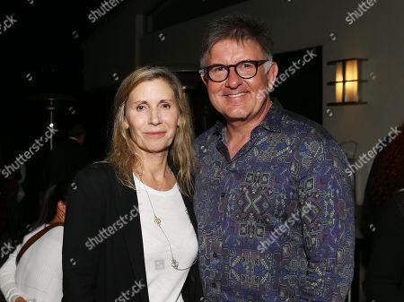 John Ross III and Nancy Ross