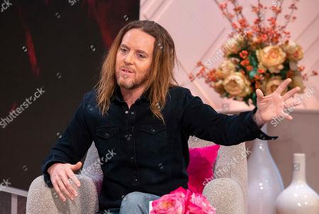 Editorial picture of 'Lorraine' TV show, London, UK - 13 Nov 2019