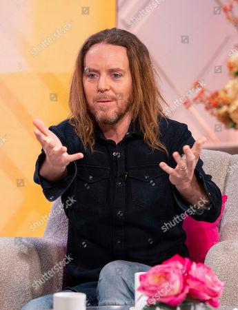Editorial image of 'Lorraine' TV show, London, UK - 13 Nov 2019