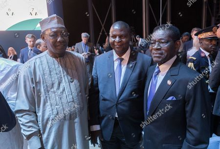 Editorial photo of Paris Peace Forum, Paris, France - 12 Nov 2019