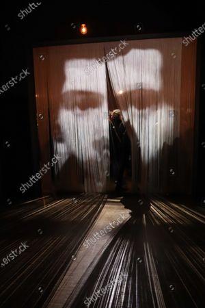 'Faire Son Temps' retrospective exhibition of the artist Christian Boltanski
