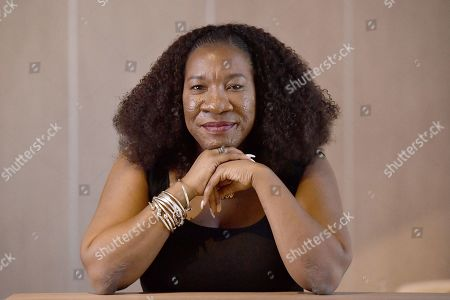 Editorial picture of Me Too movement founder Tarana Burke in Australia, Canberra - 13 Nov 2019
