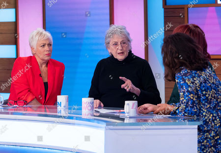 Editorial picture of 'Loose Women' TV show, London, UK - 13 Nov 2019