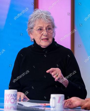 Editorial image of 'Loose Women' TV show, London, UK - 13 Nov 2019