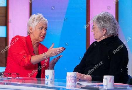 Editorial photo of 'Loose Women' TV show, London, UK - 13 Nov 2019