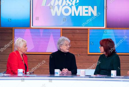 Denise Welch, Germaine Greer, Janet Street-Porter