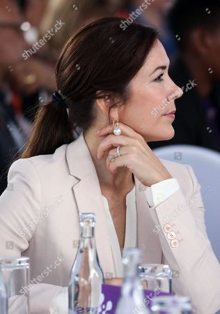 Danish Crown Princess Mary during a panel discussion 'Women Leaders High Level Dialogue', on the sidelines of the Nairobi Summit on International Conference on Population and Development (ICPD25), in Nairobi, ?Kenya, 13 November 2019. The summit takes place from 12 to 14 November.