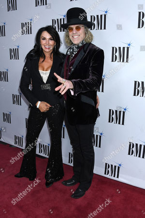 Editorial picture of 67th Annual BMI Country Awards, Arrivals, Nashville, USA - 12 Nov 2019