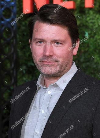 Stock Picture of Benjamin Caron