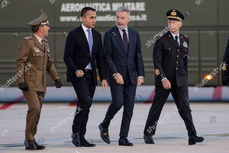 Editorial image of Iraq, Rome, Italy - 13 Nov 2019