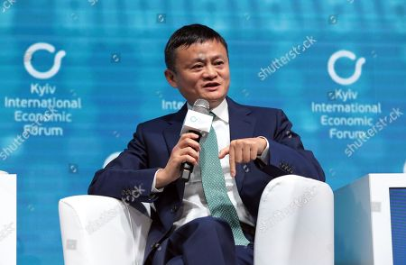 Founder of Alibaba Group Jack Ma