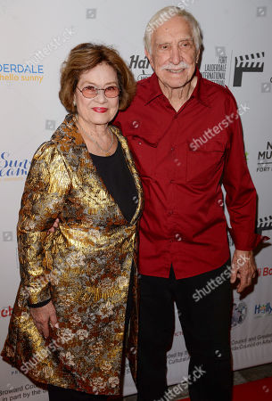 Diane Baker and William Grefe