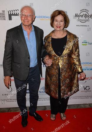 Foster Hirsch and Diane Baker