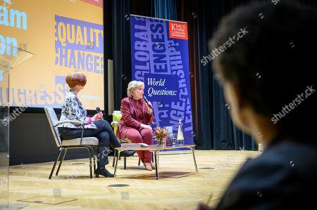 Julia Gillard and Hillary Clinton