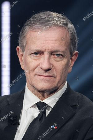Editorial image of 'Si j'avais vecu' TV show, Paris, France - 07 Nov 2019