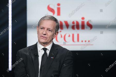 Editorial photo of 'Si j'avais vecu' TV show, Paris, France - 07 Nov 2019