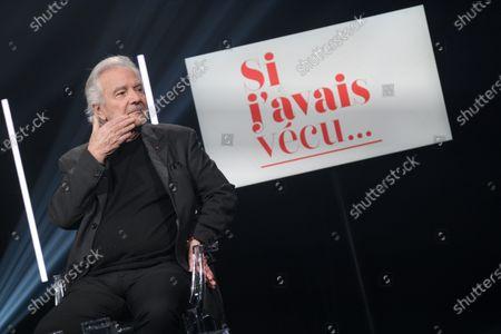 Stock Picture of Pierre Arditi