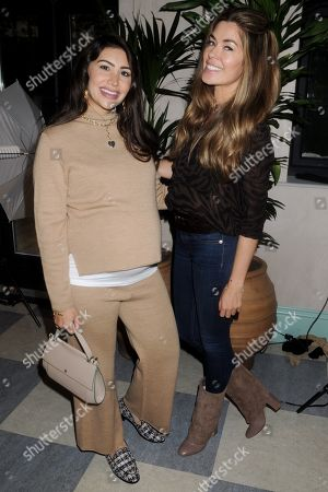 Maya Williams and Sophie Stanbury