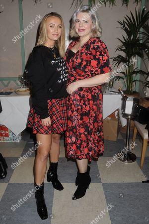 Tiffany Watson and Natalie Eleni