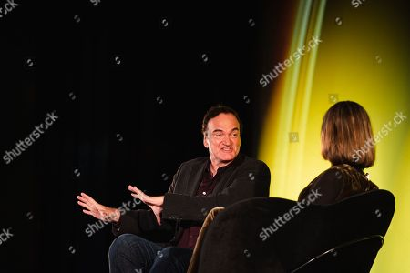 Editorial photo of Exclusive - BAFTA A Life in Pictures: Quentin Tarantino, Inside, London, UK - 13 Nov 2019