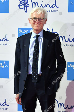 Editorial photo of Bupa 'Mind Media' Awards , London, UK - 13 Nov 2019