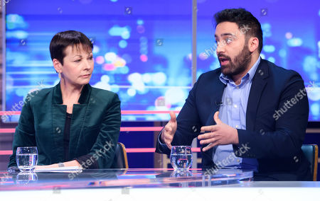 Editorial image of 'Peston' TV show, Series 3, Episode 12, London, UK - 13 Nov 2019