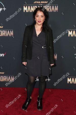 Stock Picture of Deborah Chow